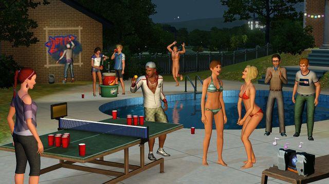 скачать игру Sims 3 студенческая жизнь на компьютер бесплатно через торрент - фото 5