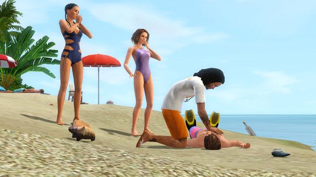 Скачать бесплатно симс райские острова через торрент