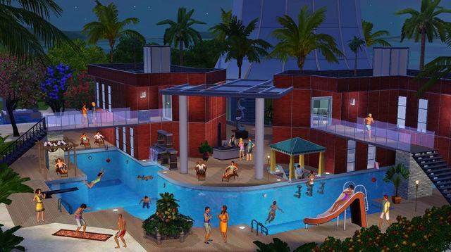 скачать симс райские острова скачать бесплатно игру на компьютер без вирусов - фото 3