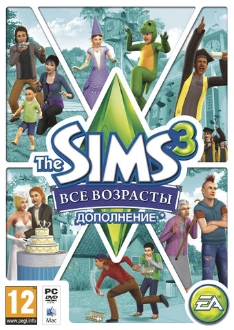 The Sims 3 / Симс 3: Все возрасты
